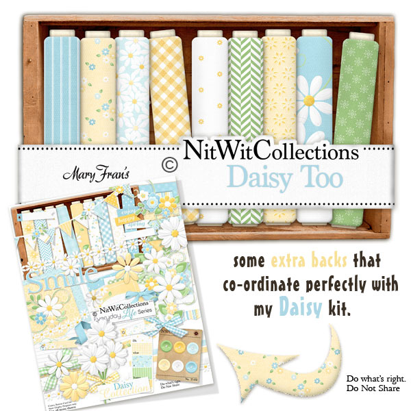 Bundled - Daisy Collection - Click Image to Close