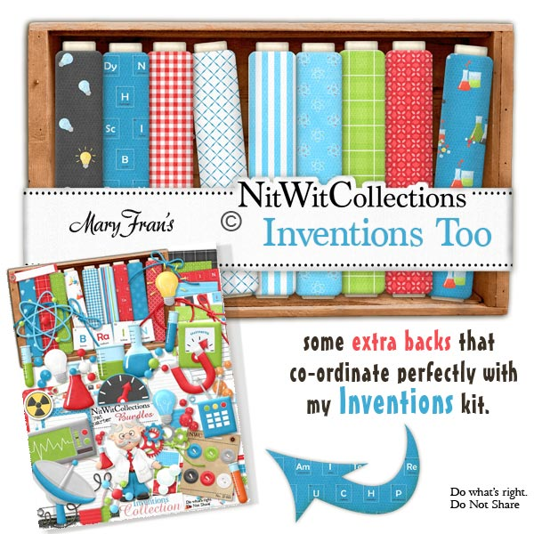Bundled - Inventions Collection - Click Image to Close