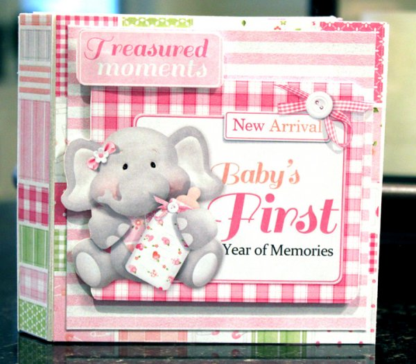 FQB - Baby's Firsts Girl Collection - Click Image to Close