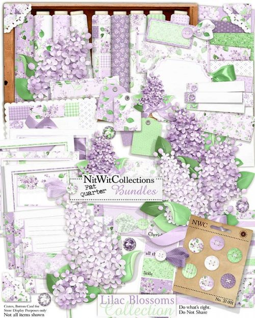 FQB - Lilac Blossoms Collection