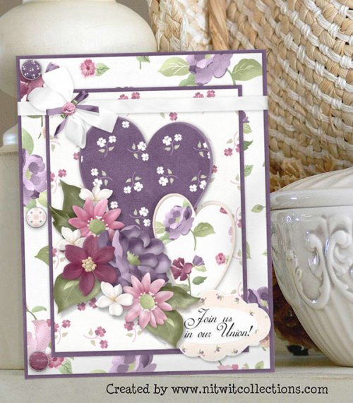 index card craft ideas fqb flower shoppe collection nitwit collections 4752