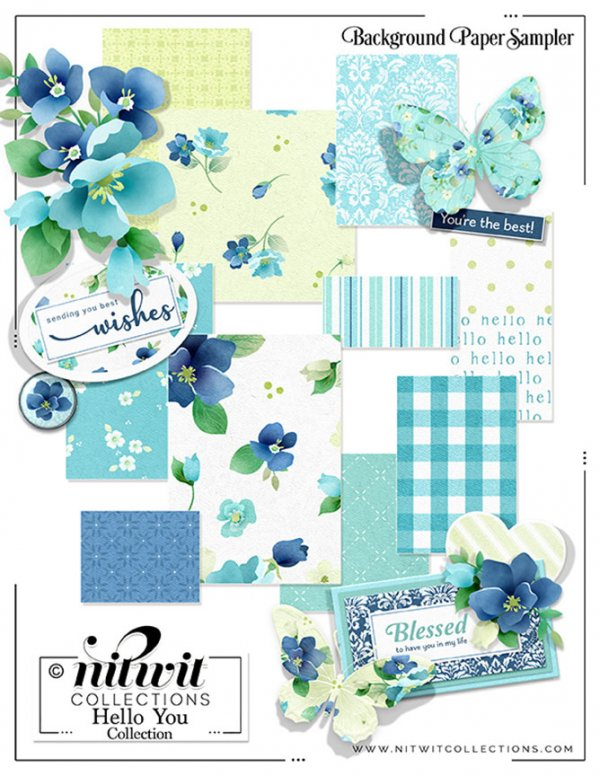 Bundled - Hello You Collection - Click Image to Close