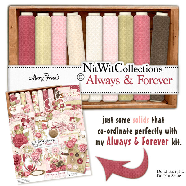 Bundled - Always & Forever Collection - Click Image to Close