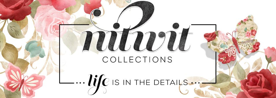 Nitwit Collections Digital Scrapbooking Kitscard Making Supplies