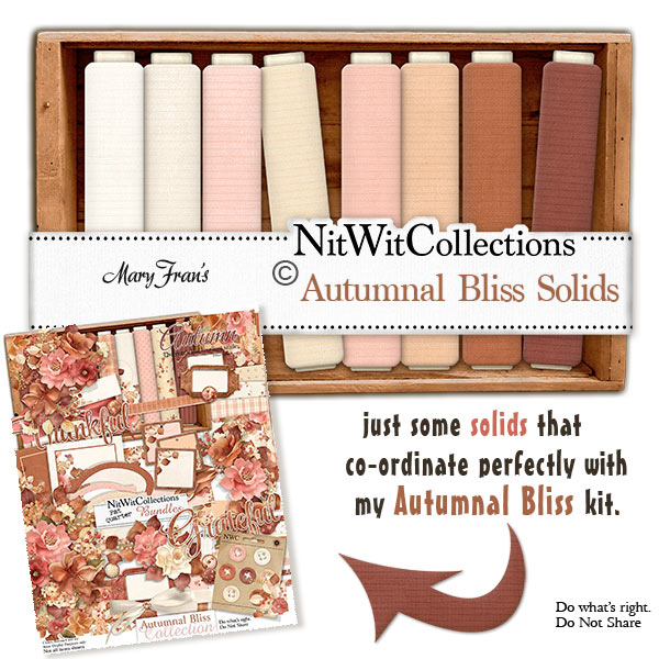 Bundled - Autumnal Bliss Collection - Click Image to Close