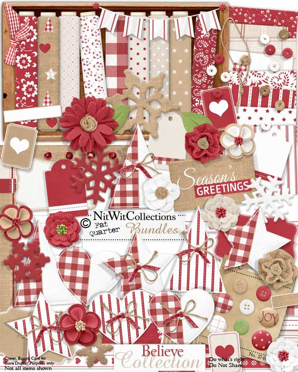 Bundled - Believe Collection - Click Image to Close