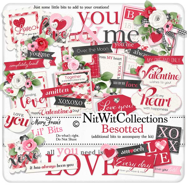 Bundled - Besotted Collection - Click Image to Close