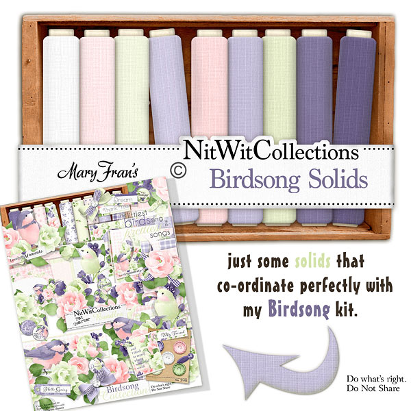 Bundled - Birdsong Collection - Click Image to Close