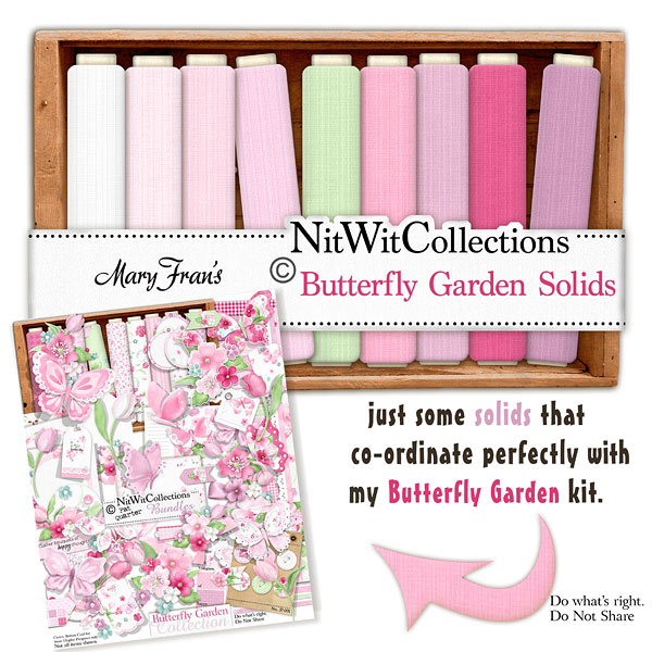 Bundled - Butterfly Garden Collection - Click Image to Close