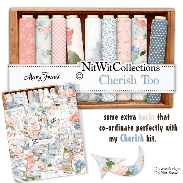 Bundled - Cherish Collection - Click Image to Close