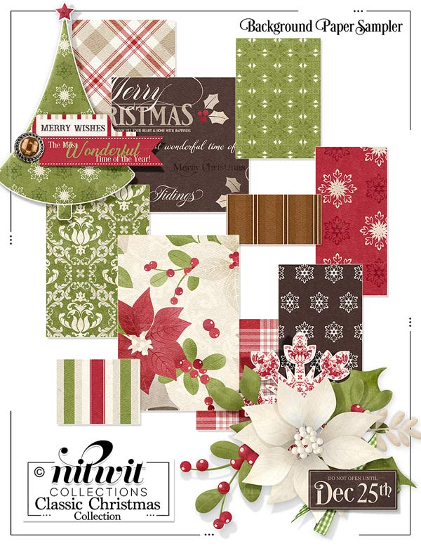 Bundled - Classic Christmas Collection - Click Image to Close