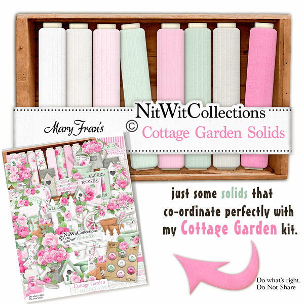 Bundled - Cottage Garden Collection - Click Image to Close
