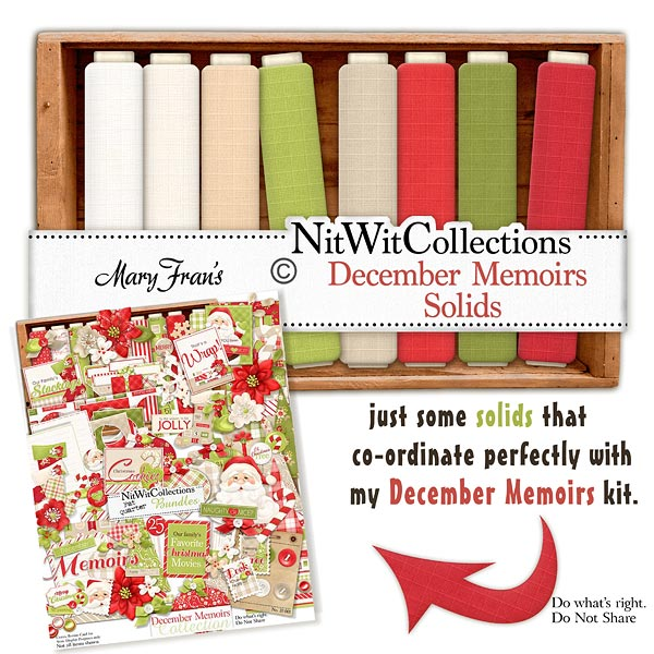 Bundled - December Memoirs Collection - Click Image to Close