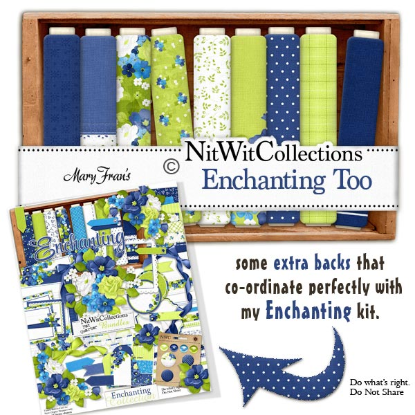 Bundled - Enchanting Collection - Click Image to Close
