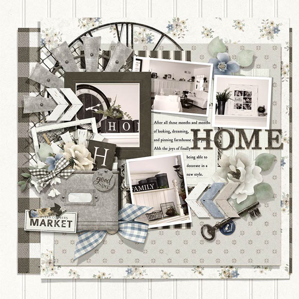 Bundled - Farmhouse Collection - Click Image to Close
