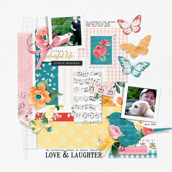 Bundled - Flourish Collection - Click Image to Close