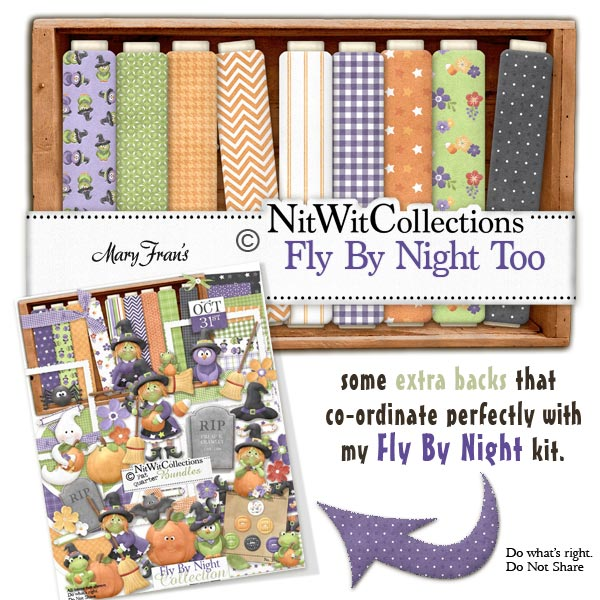 Bundled - Fly By Night Collection - Click Image to Close