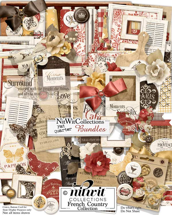 Bundled - French Country Collection - Click Image to Close