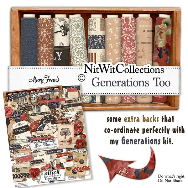 Bundled - Generations Collection - Click Image to Close
