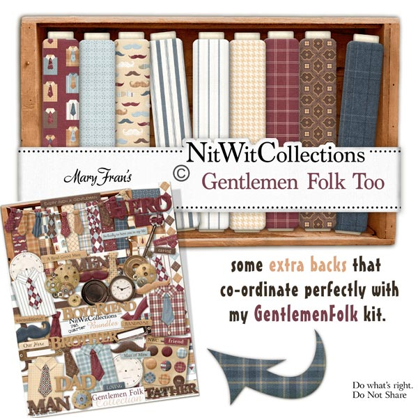 Bundled - Gentlemen Folk Collection - Click Image to Close