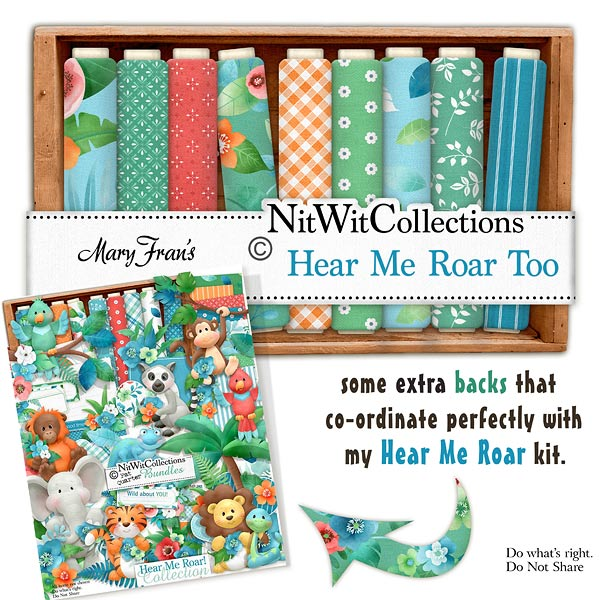 Bundled - Hear Me Roar Collection - Click Image to Close