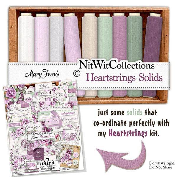 Bundled - Heartstrings Collection - Click Image to Close