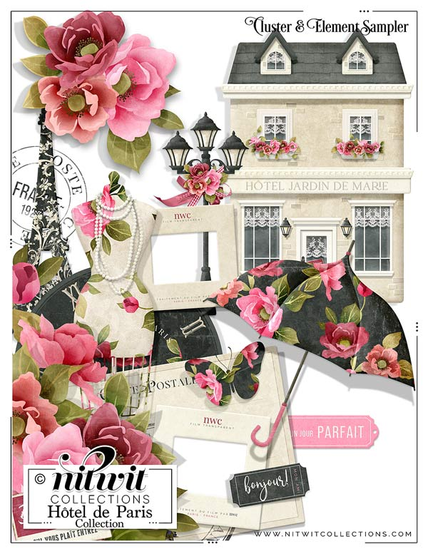 Bundled - Hôtel de Paris Collection - Click Image to Close