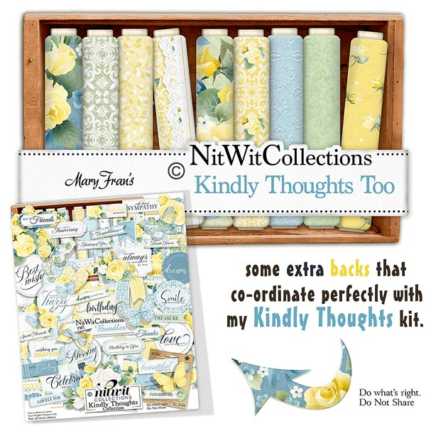 Bundled - Kindly Thoughts Collection - Click Image to Close