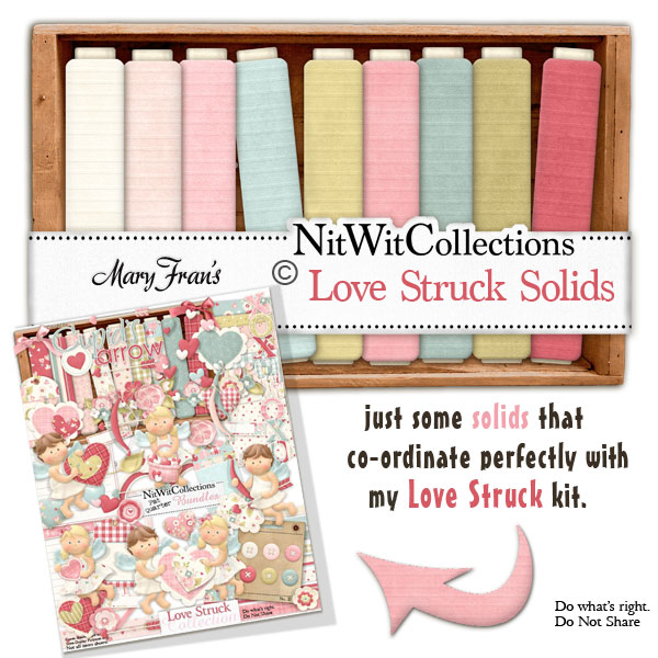 Bundled - Love Struck Collection - Click Image to Close