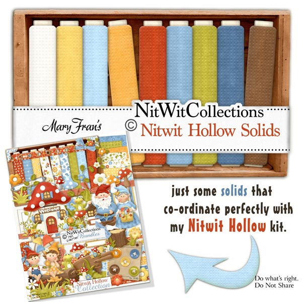 Bundled - Nitwit Hollow Collection - Click Image to Close