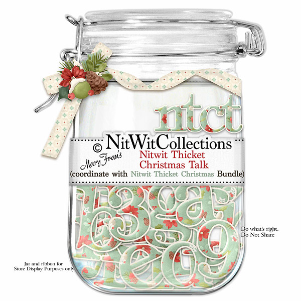 Bundled - Nitwit Thicket Christmas Collection - Click Image to Close