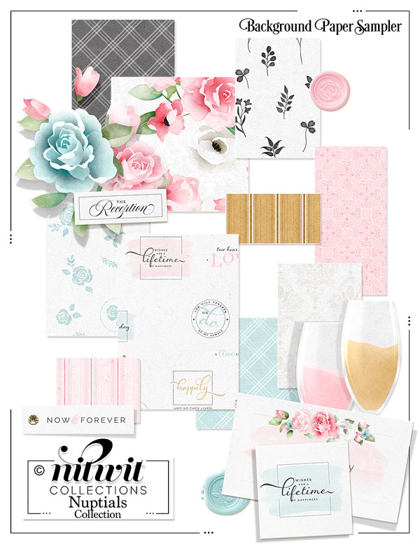 Bundled - Nuptials Collection - Click Image to Close