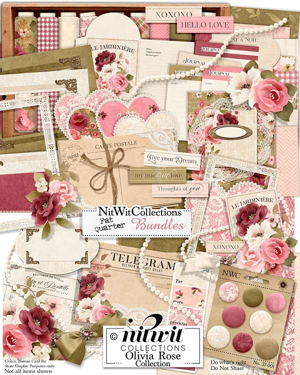 Bundled - Olivia Rose Collection - Click Image to Close