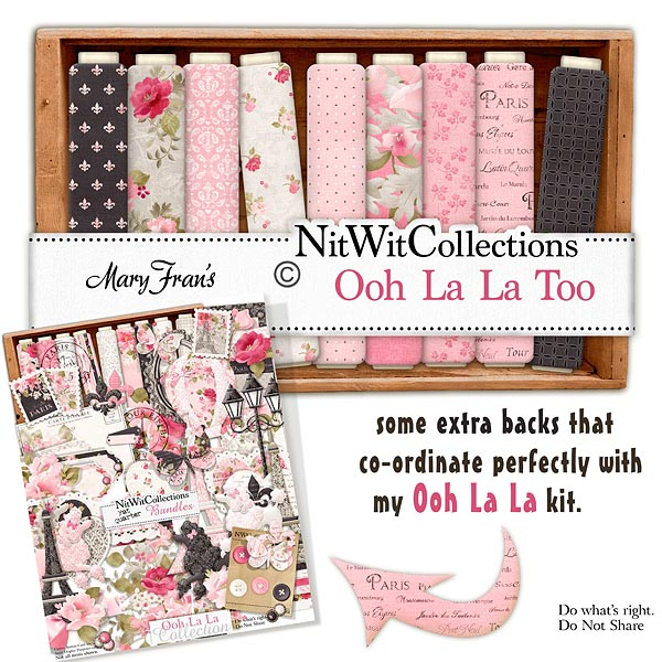 Bundled - Ooh La La Collection - Click Image to Close