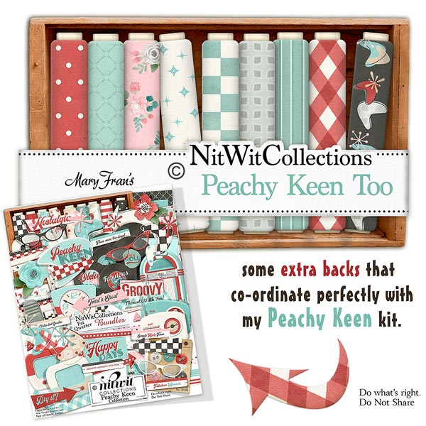 Bundled - Peachy Keen Collection - Click Image to Close