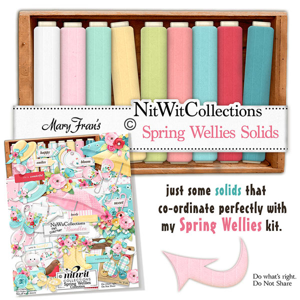 Bundled - Spring Wellies Collection - Click Image to Close