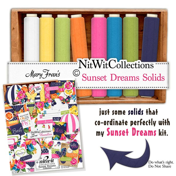 Bundled - Sunset Dreams Collections - Click Image to Close