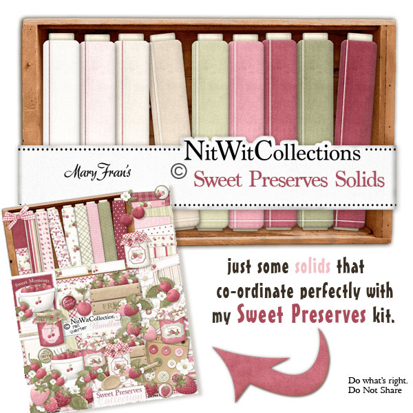 Bundled - Sweet Preserves Collection - Click Image to Close