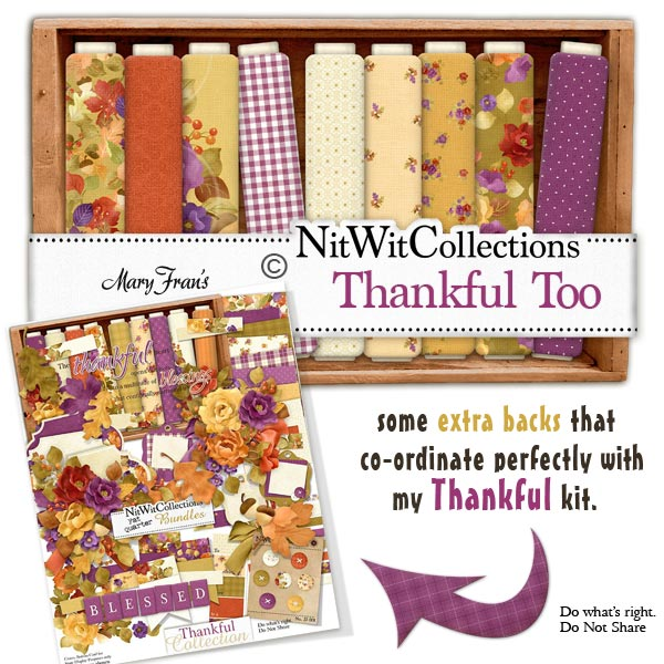 Bundled - Thankful Collection - Click Image to Close