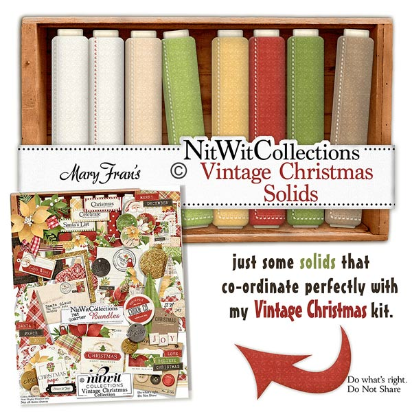 Bundled - Vintage Christmas Collection - Click Image to Close