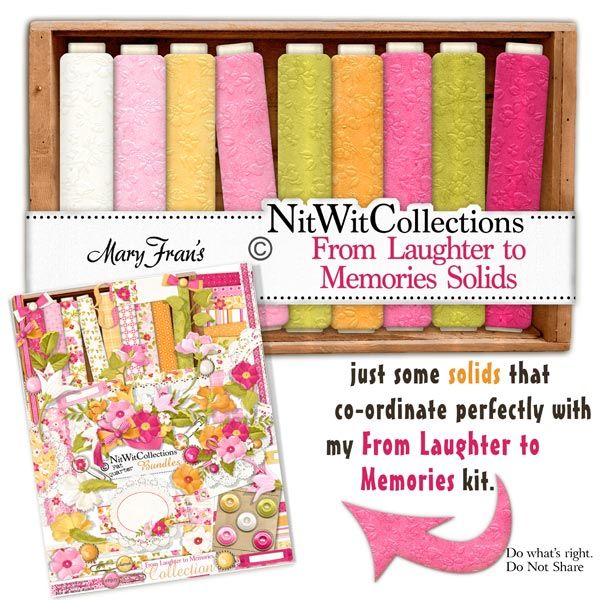 Bundled - From Laughter to Memories Collection - Click Image to Close