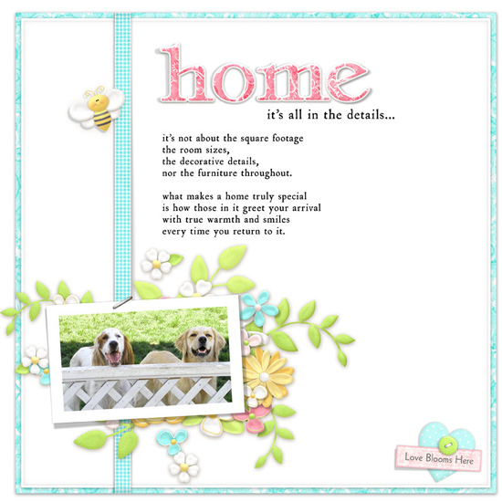 FQB - Bumbleberry Cottage Collection - Click Image to Close
