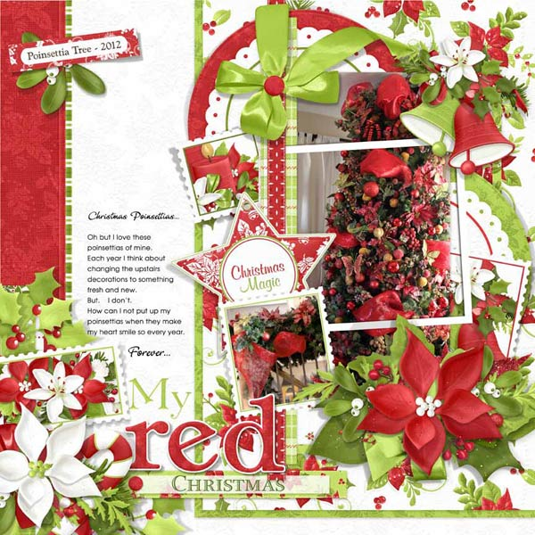 FQB - Christmas Linen Collection - Click Image to Close