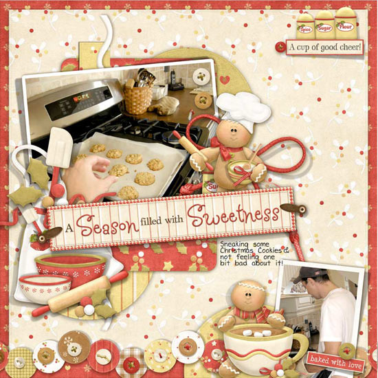 FQB - Cookin' Cookies Collection - Click Image to Close