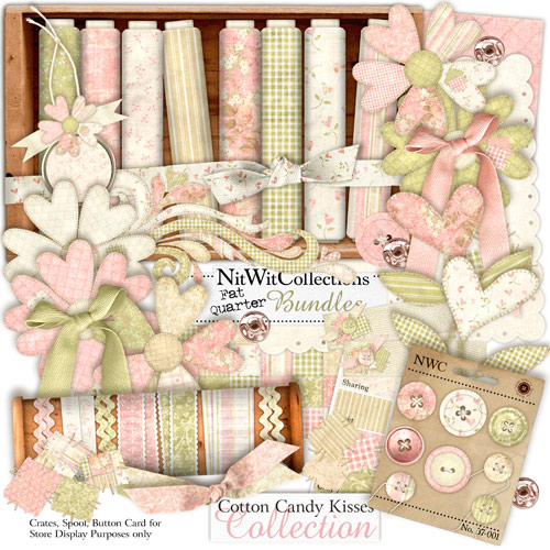 FQB - Cotton Candy Kisses