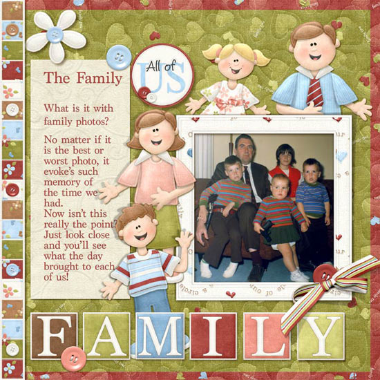 FQB - Family Ties - Click Image to Close