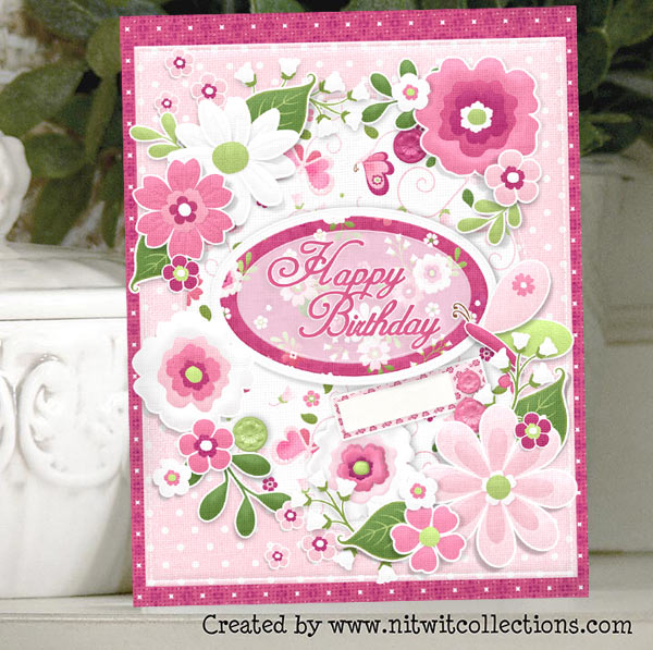 FQB - Hayley's Garden Collection - Click Image to Close