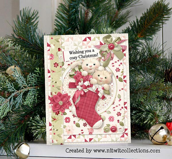 FQB - Kitty Cat Christmas Collection - Click Image to Close