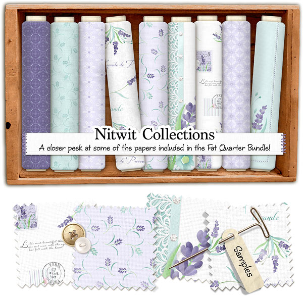 FQB - Lavender Collection - Click Image to Close