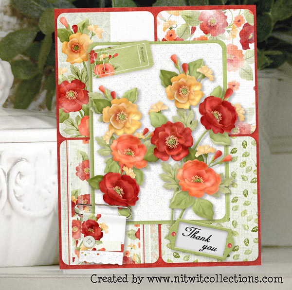 FQB - Poppies Collection - Click Image to Close